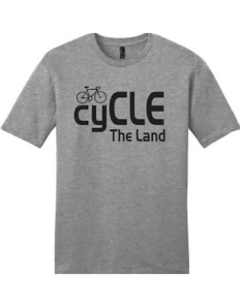 T-SHIRT OHIO CYCLE THE LAND LG