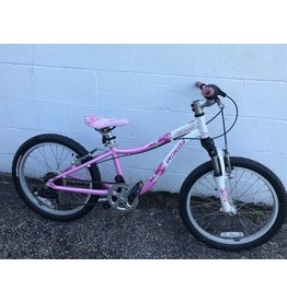 "Specialized PRE-OWNED 20"" SPEC HOTROCK 6-SPD PINK"