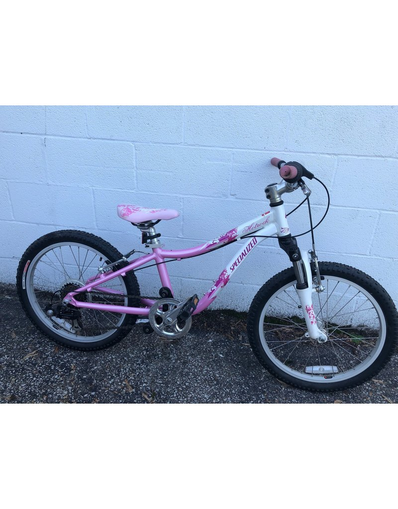 """Specialized PRE-OWNED 20"""" SPEC HOTROCK 6-SPD PINK"""