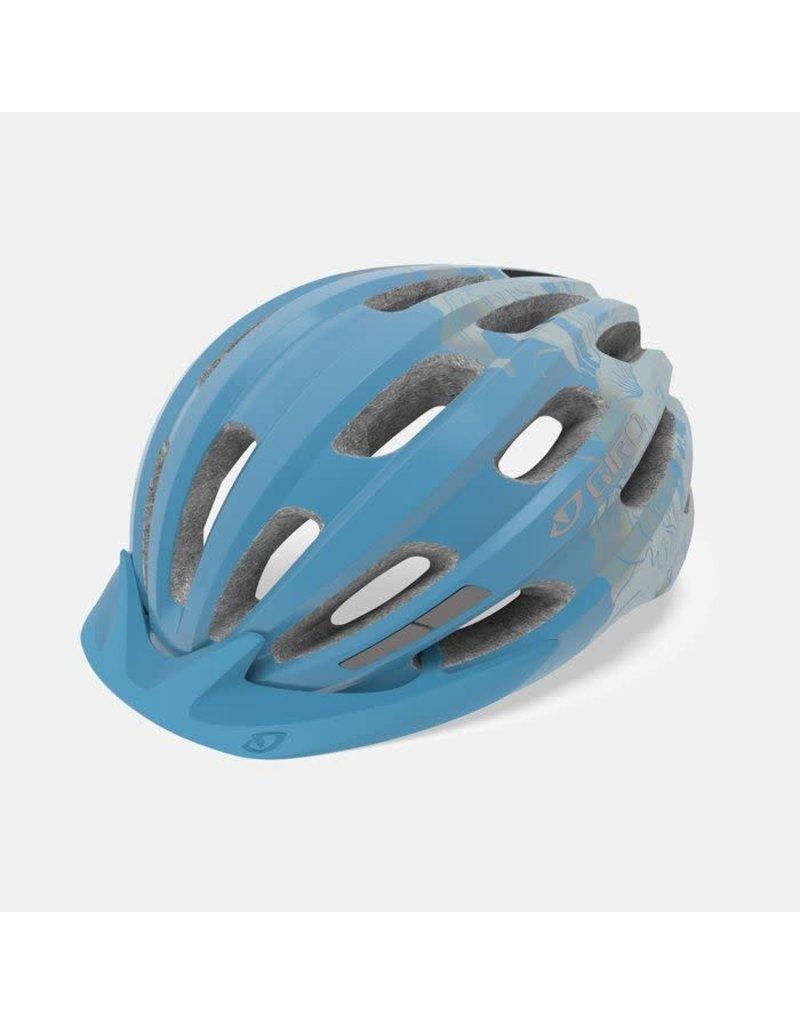 GIRO HELMET GIRO VASONA-MIPS ICE BLUE FLORAL*