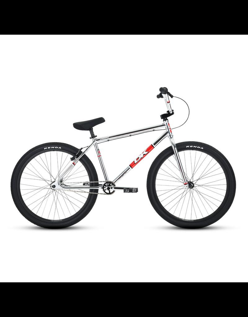 "24/"" Bicycle Mx BMX MTB Steel Fork 1/"" Threaded Chrome Bike Off Road Cycling"