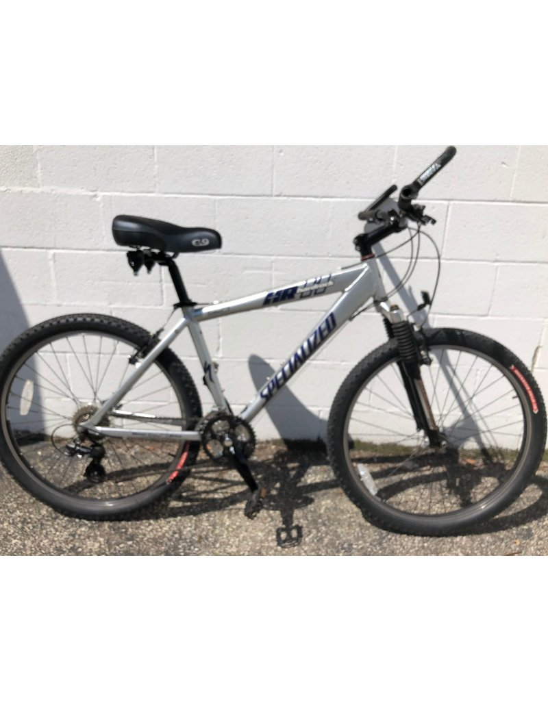 Specialized PRE-OWNED SPEC HARDROCK SILVER