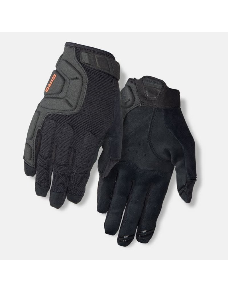 GIRO GLOVE LF GIRO REMEDY X2 MD BLK