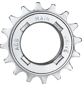 ACS F/WHEEL 16T ACS MAIN DRIVE 1/8""