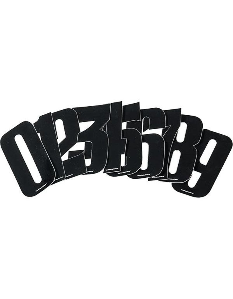 """Tangent Products BMX NUMBER 3"""" TANGENT 1"""