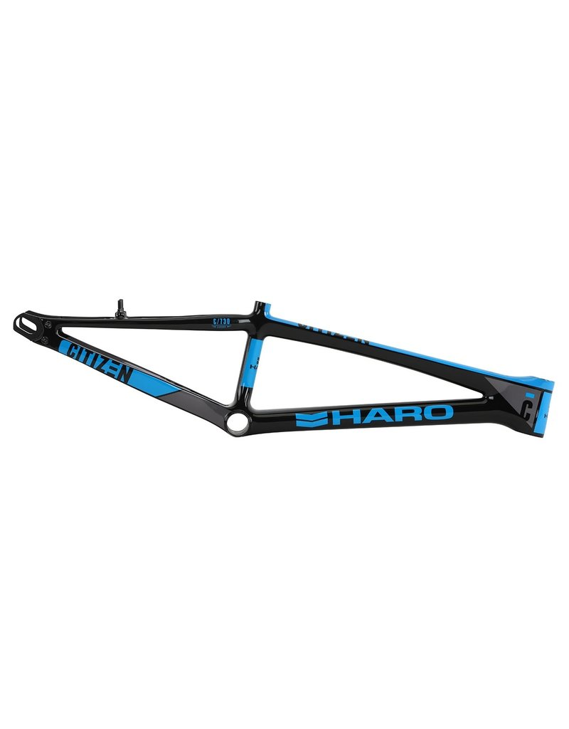 Haro FRAME HARO CITIZEN CARBON PRO BLK/BLUE