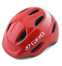 GIRO HELMET GIRO SCAMP SM BRIGHT RED