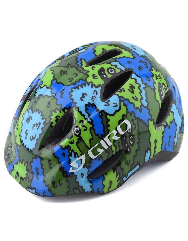 GIRO HELMET GIRO SCAMP XS CREATURE CAMO