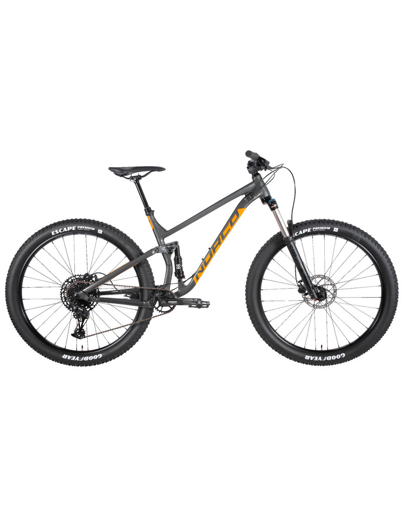 NORCO NORCO FLUID-3 FS 27.5 SMALL CHAR/ORG 2020