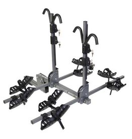 Swagman RACK CAR HITCH SWAGMAN QUAD 2+2 4-BIKE