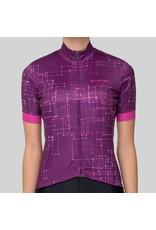 Bellwether JERSEY WOM BW GALAXY LG SANGRIA