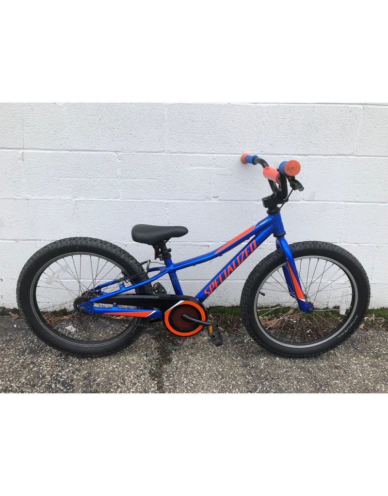 """Specialized PRE-OWNED 20"""" SPECIALIZED RIPROCK CB"""