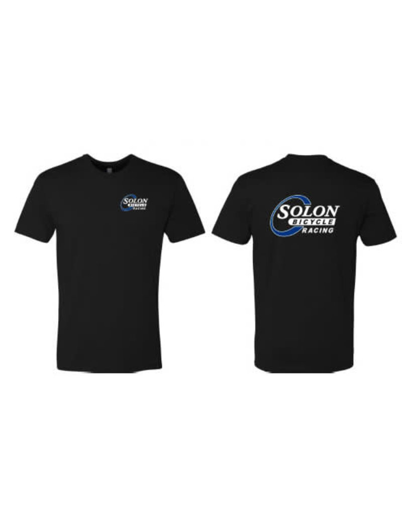T-SHIRT SOLON RACING XXL BLK