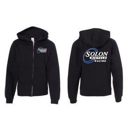 HOODY SOLON RACING MIDWEIGHT SM BLK