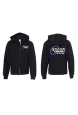 HOODY SOLON RACING MIDWEIGHT MD BLK