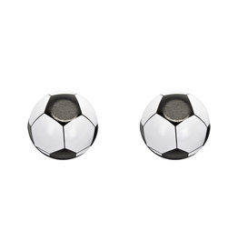 TRICKTOPZ VALVE CAPS TRICKTOPZ SOCCER BALL BK 1pr/K