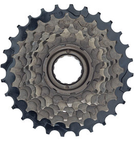 Dimension F/WHEEL 7SPD 13-28 DIMENSION