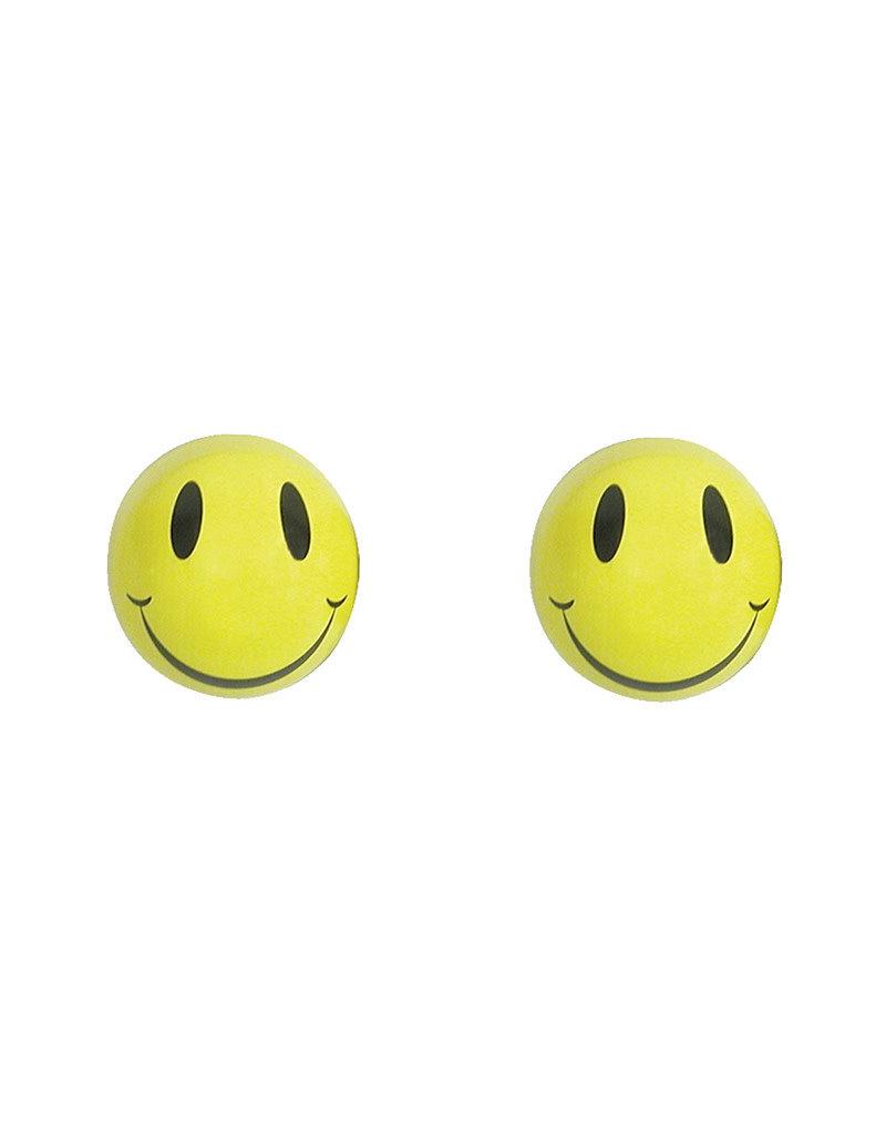 TRICKTOPZ VALVE CAPS TRICK TOP HAPPY FACE