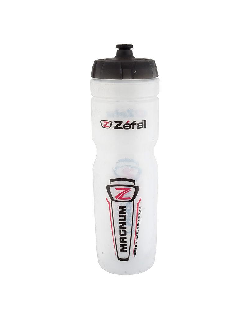 ZEFAL BOTTLE LARGE ZEFAL MAGNUM CLEAR 33oz