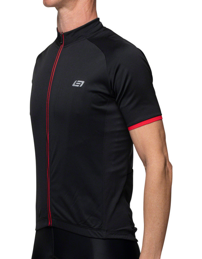 Bellwether JERSEY MEN BW CRITERIUM PRO LG BLK