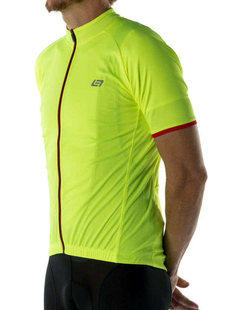 Bellwether JERSEY MEN BW CRITERIUM SM HI-VIS