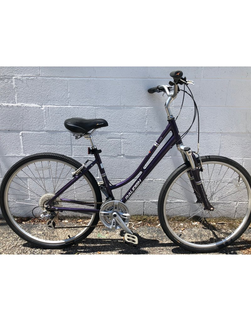 Raleigh PRE-OWNED RALEIGH HYBRID
