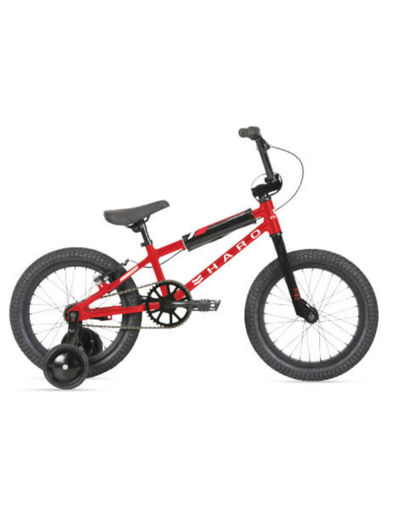 "Haro HARO 16"" SHREDDER METALLIC RED"