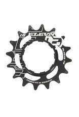 Elevn CASS COG 17T ELEVN ALUMINUM BLK