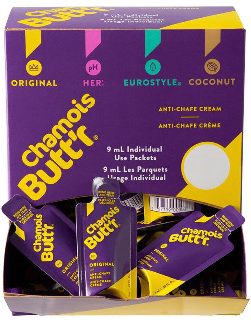 CHAMOIS BUTT'R PACKET .3OZ