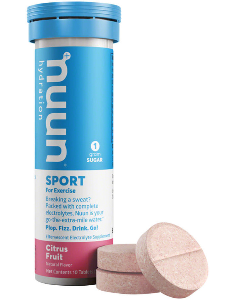 nuun NUUN ACTIVE HYDRATION CITRUS