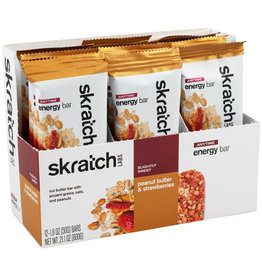 Skratch Labs SKRATCH ANYTIME PEANUT BUTTER & STRAWBERRIES
