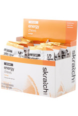 Skratch Labs SKRATCH ENERGY CHEWS ORANGE