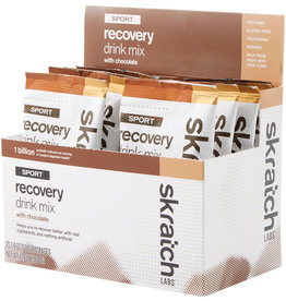 Skratch Labs SKRATCH RECOVERY CHOCOLATE SINGLE