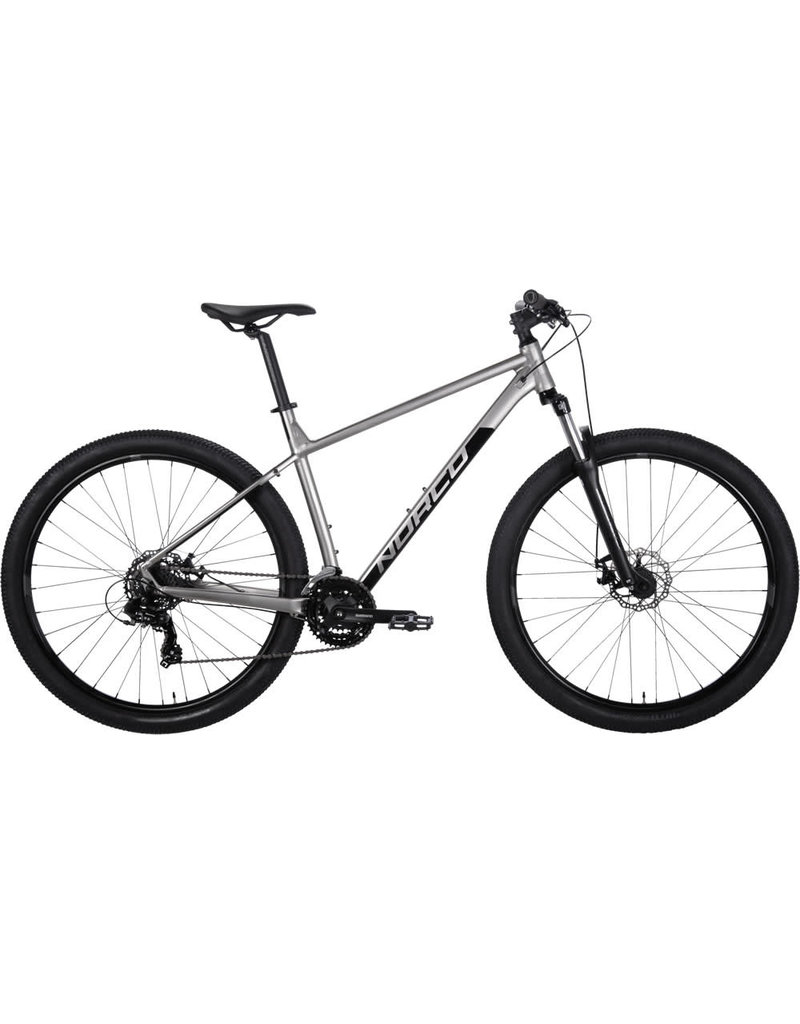 NORCO STORM 5 SILVER/BLACK XS