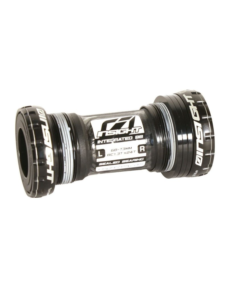 Insight BB BMX INSIGHT EURO BLACK 24MM SPINDLE