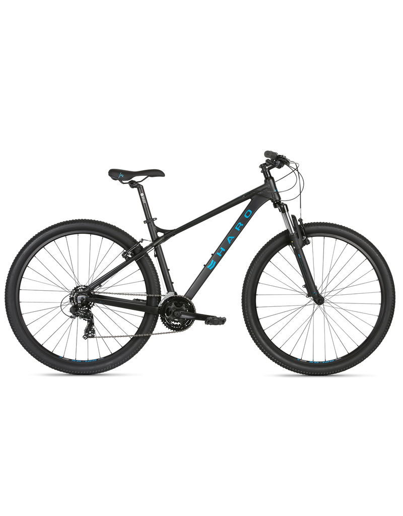 Haro HARO FLIGHTLINE ONE 27.5 MD BLACK/BLUE