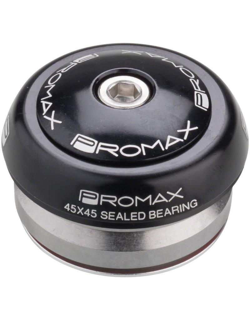 "Promax H/SET 1-1/8"" INTEGRATED PROMAX IG-45 BLK"