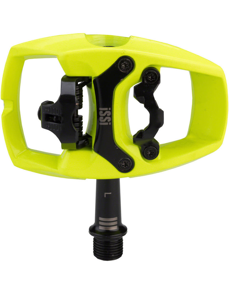 iSSi PEDAL CLIPLESS ISSI FLIP-III YELLOW