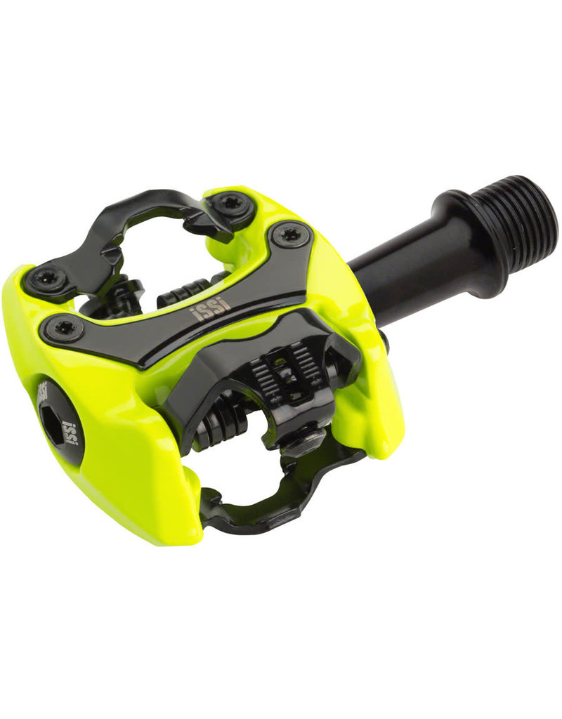 iSSi PEDAL CLIPLESS ISSI FLASH-II YELLOW