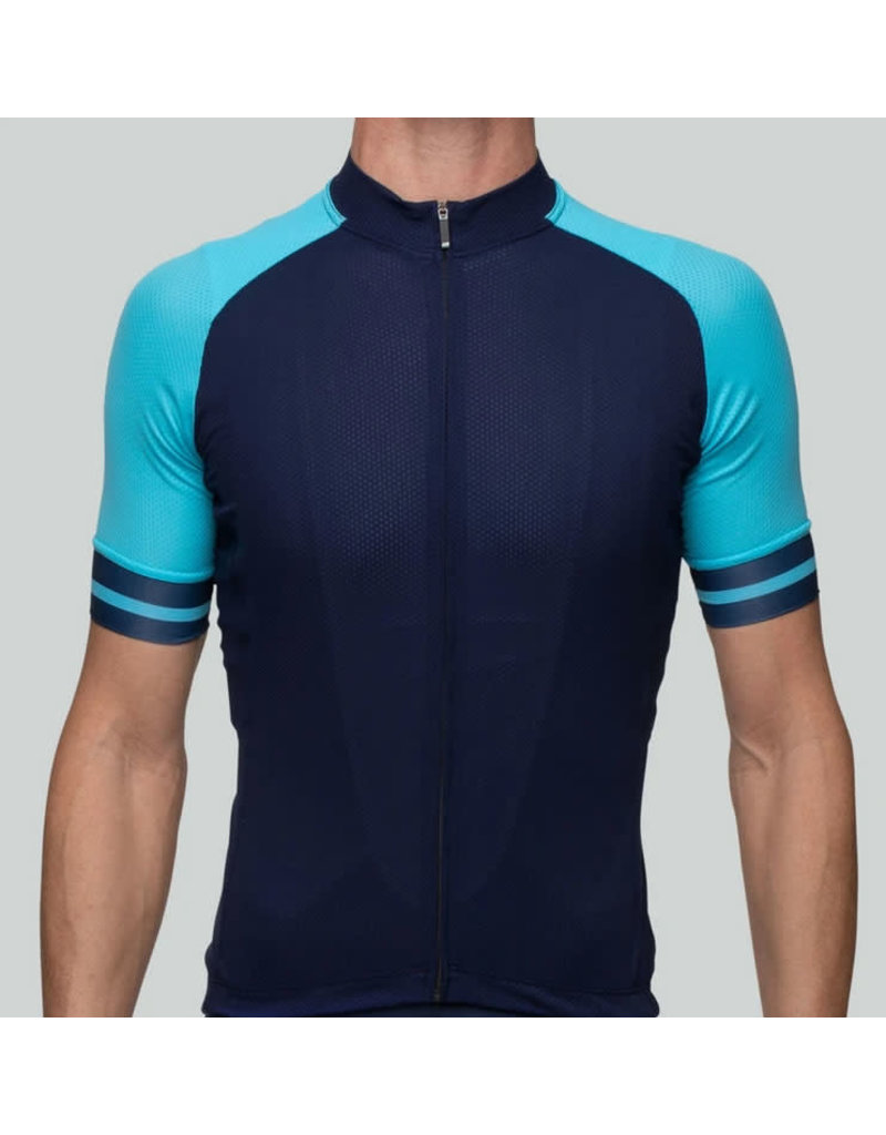 Bellwether JERSEY MEN BW FLIGHT XL BLUE/BLUE