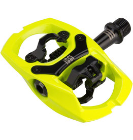 iSSi PEDAL CLIPLESS ISSI TRAIL III YELLOW