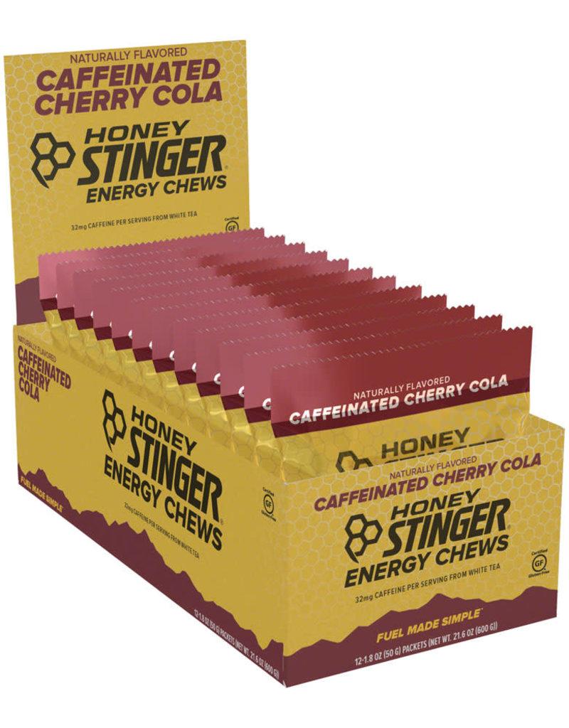 Honey Stinger HONEY STINGER ORGANIC CHEWS CHERRY COLA