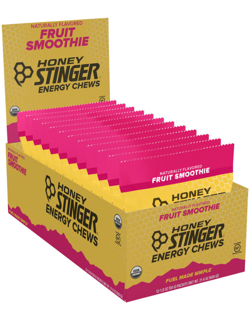 Honey Stinger HONEY STINGER ORGANIC CHEWS FRUIT SMOOTHIE