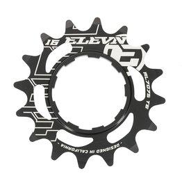 Elevn CASS COG 18T ELEVN ALUMINUM BLK