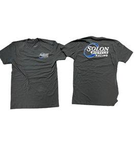 T-SHIRT SOLON RACING LG GREY