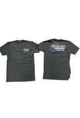 T-SHIRT SOLON RACING XL GREY