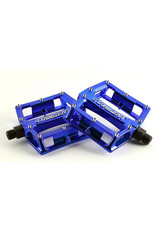 Tangent Products PEDAL 9/16 TANGENT BLUE CHROME