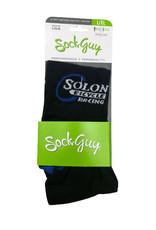Sockguy SOCK SOLON BICYCLE RACING L/XL