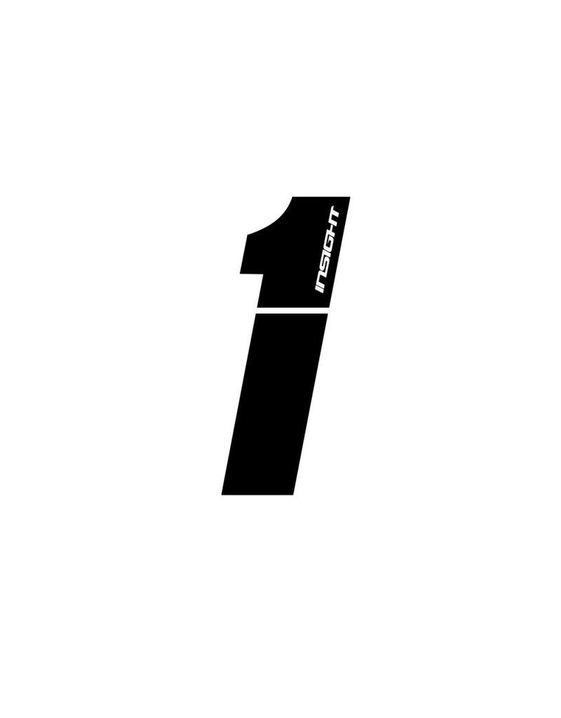 "Insight BMX NUMBER 3"" INSIGHT 1"