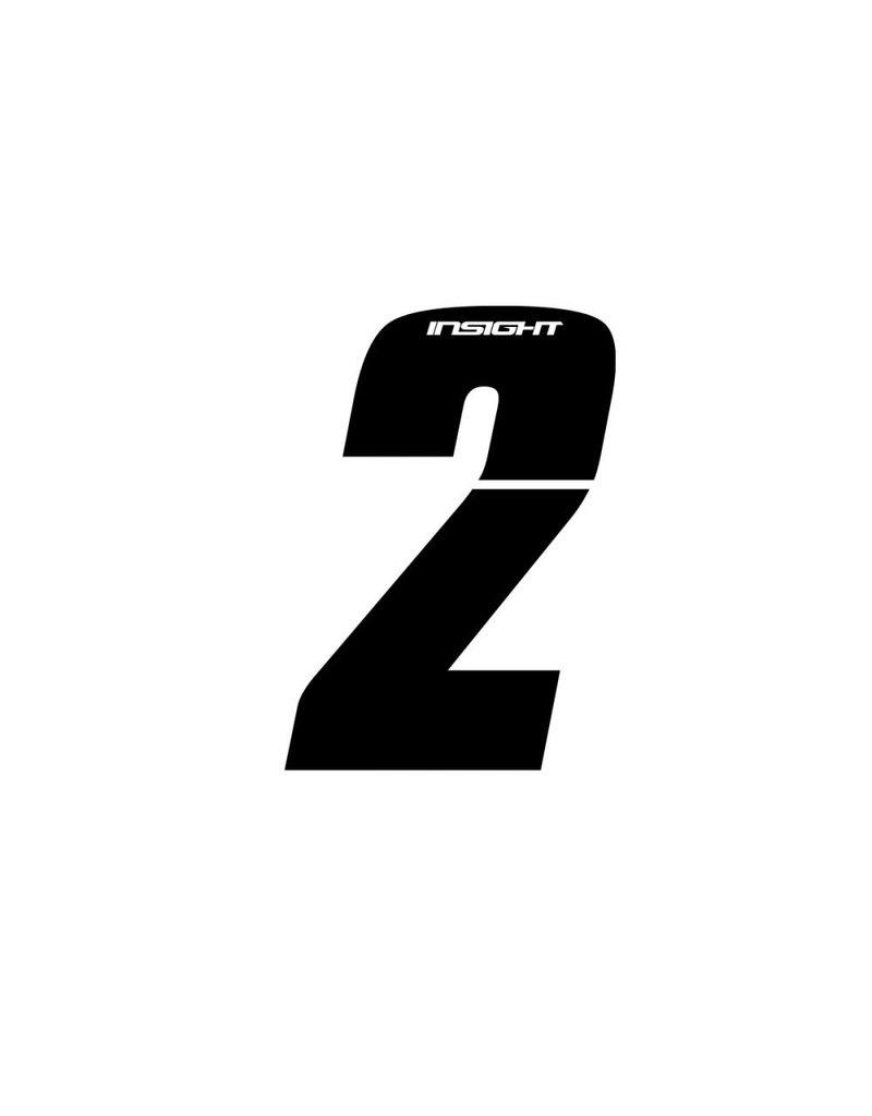 "Insight BMX NUMBER 3"" INSIGHT 2"